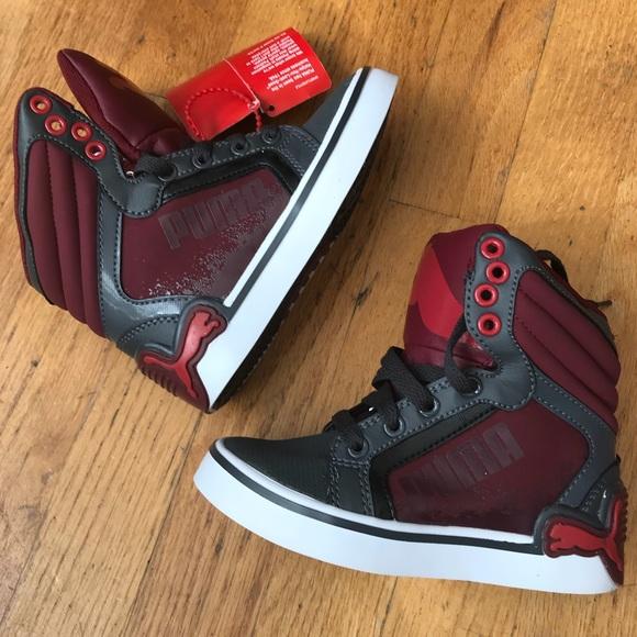 06eff010b47469 🎉SALE 🎉Puma High Top Sneaker